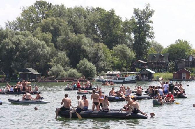 Beograd stan na dan - Regata