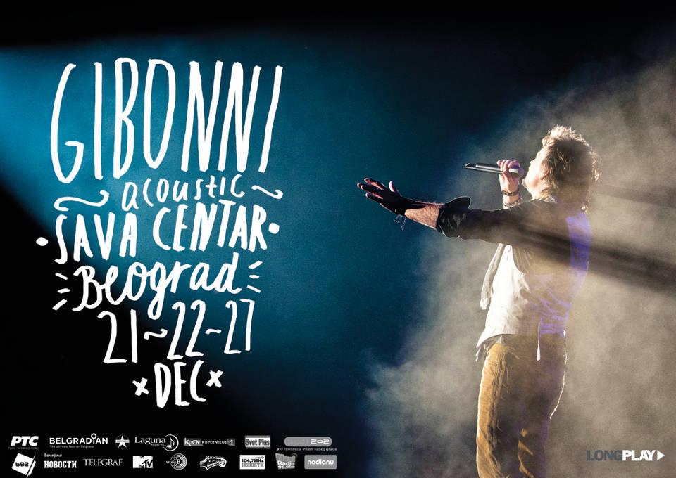 Džiboni - koncert u Beogradu