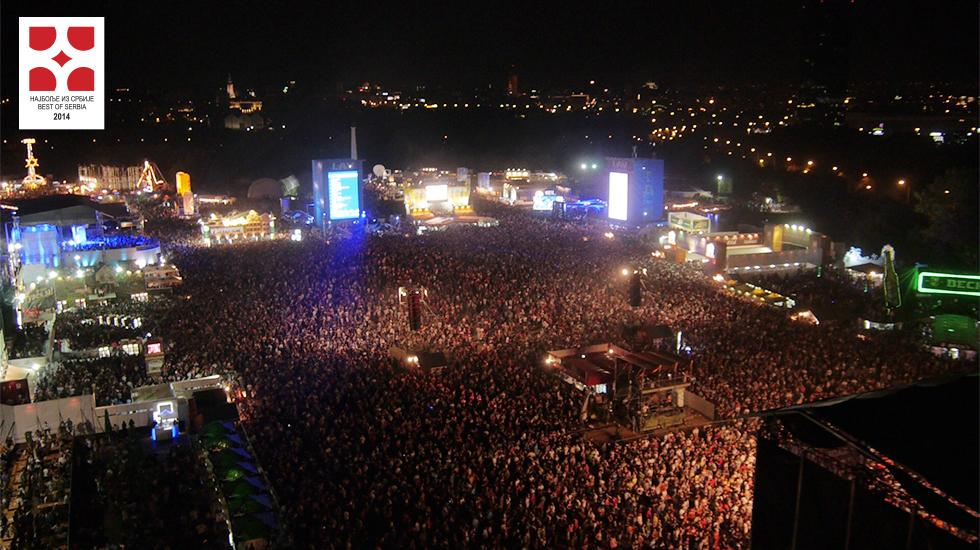 Belgrade Beer Festival 2015