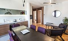 apartmani beograd pikaso dnevna soba