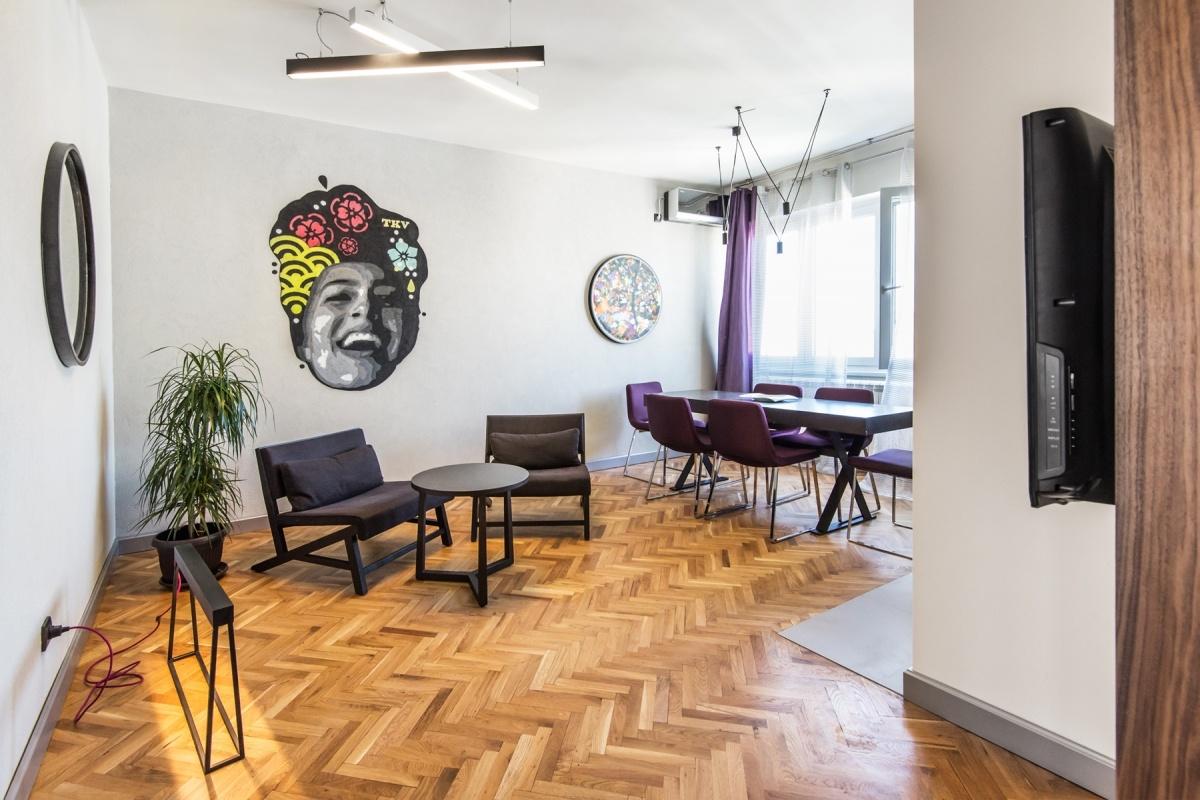Stan na dan Beograd - apartman PIKASO