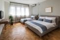 Stan na dan Beograd - apartman PIKASO, spavaća soba 1